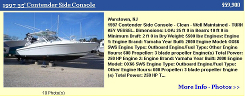 Featured Boat For Sale - BoatBrowser