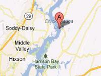 Chickamauga lake tennessee for Lake chickamauga fishing map