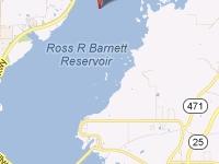Ross barnett reservoir mississippi for Ross barnett fishing report